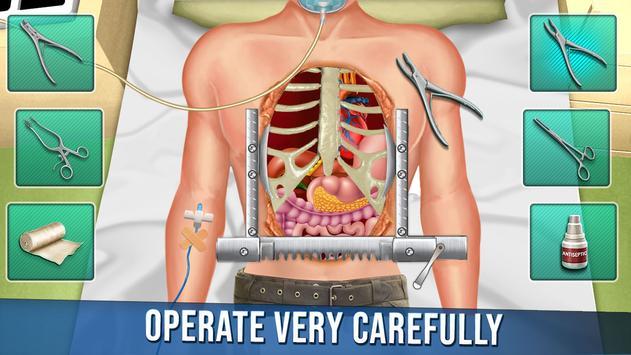 Hospital Doctor Games: ASMR Clinic Adventure Games screenshot 14