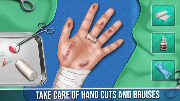 Hospital Doctor Games: ASMR Clinic Adventure Games screenshot 1
