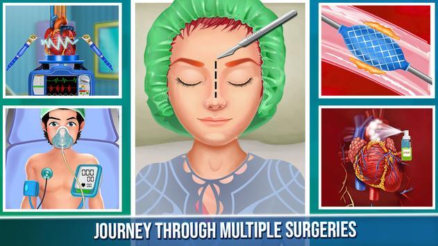 Hospital Doctor Games: ASMR Clinic Adventure Games screenshot 2