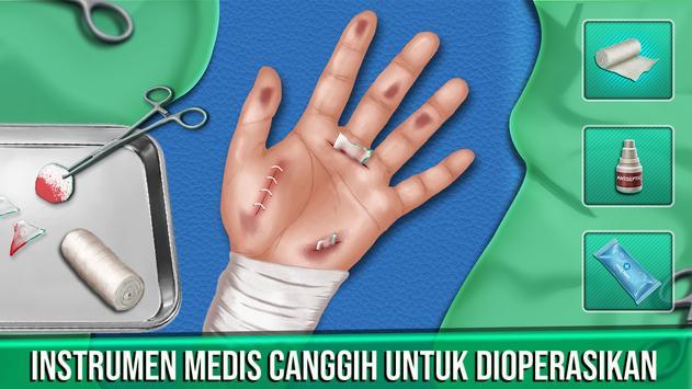 Permainan Dokter Menyenangk- Games Gratis Simulasi screenshot 10