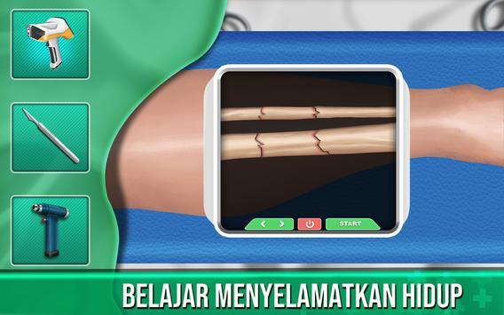 Permainan Dokter Menyenangk- Games Gratis Simulasi screenshot 20