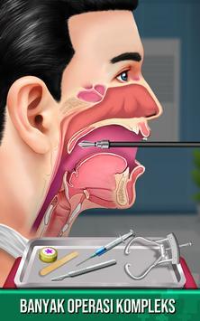 Permainan Dokter Menyenangk- Games Gratis Simulasi screenshot 5