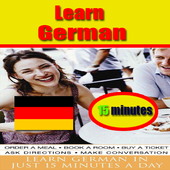 Learn German 15-Minute icon
