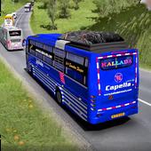 Public Coach Bus Driving Sim v1.0 (Modded)