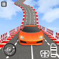 Ramp Car Stunt 3D : Impossible Track Racing
