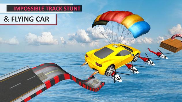 नई टर्बो कार रेसिंग स्टंट सिम्युलेटर 2020 स्क्रीनशॉट 5
