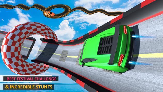 नई टर्बो कार रेसिंग स्टंट सिम्युलेटर 2020 पोस्टर