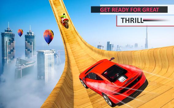 नई टर्बो कार रेसिंग स्टंट सिम्युलेटर 2020 स्क्रीनशॉट 10