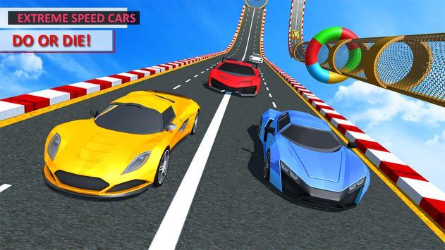 नई टर्बो कार रेसिंग स्टंट सिम्युलेटर 2020 स्क्रीनशॉट 3