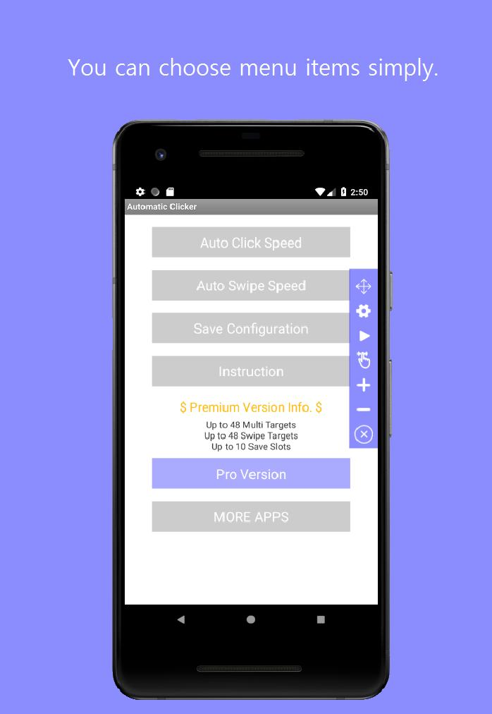 Auto Clicker - Super Fast for Android - APK Download