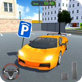 Parking Academy 3D - Extraordinary Driving icon