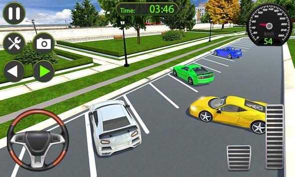 Parking Academy 3D - Extraordinary Driving poster