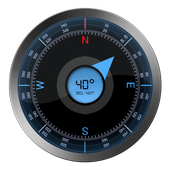 GPS Compass Explorer icon