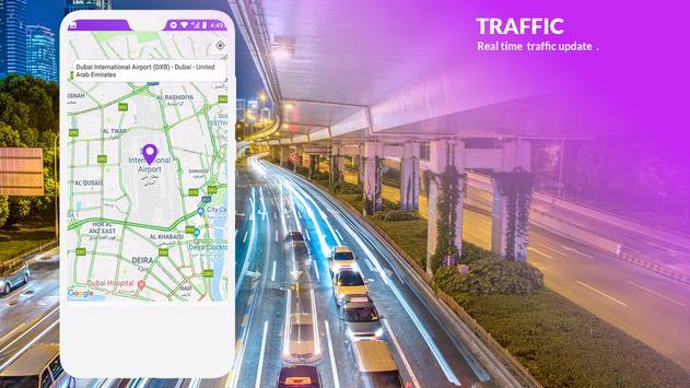 GPS Navigation Offline Route screenshot 1