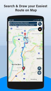 Live GPS Maps, Voice Navigation & Free Street View screenshot 10