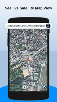 Live GPS Maps, Voice Navigation & Free Street View screenshot 1