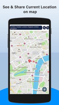 Live GPS Maps, Voice Navigation & Free Street View screenshot 8