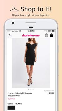 Charlotte Russe screenshot 2