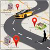 GPS-Routenfinder & Ort POI Tracker KOSTENLOS Zeichen