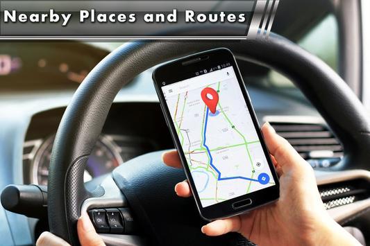 16 Schermata GPS Route Finder e posizione POI Tracker GRATUITO