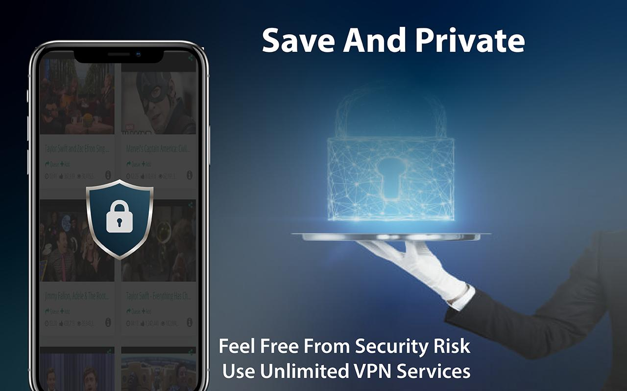 VPN Security Free Veepn – Unlimited Secure Proxy for Android