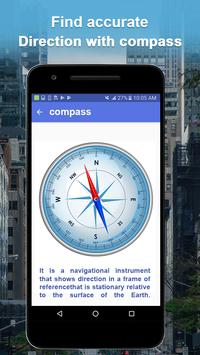 Maps GPS Navigation Route Directions Location Live screenshot 9