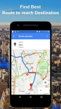 Maps GPS Navigation Route Directions Location Live screenshot 17