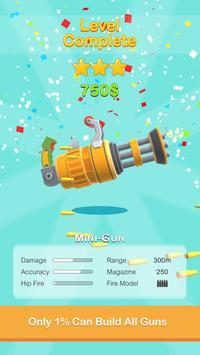 Gun Builder 3D poster