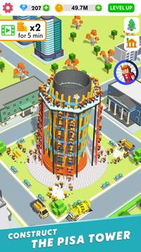 Idle Construction 3D screenshot 5