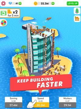 Idle Construction 3D screenshot 8