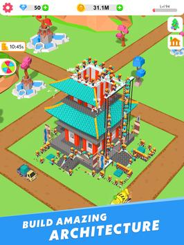 Idle Construction 3D screenshot 10