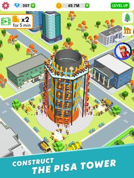 Idle Construction 3D screenshot 12
