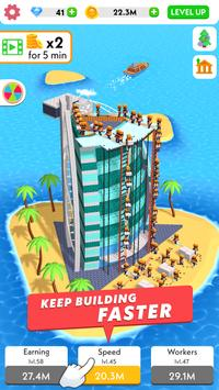 Idle Construction 3D screenshot 1