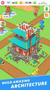 Idle Construction 3D screenshot 3