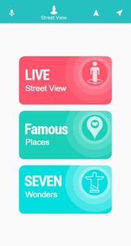 Streetview Direction GPS Voice Navigation Maps screenshot 1