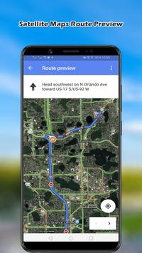 Navigation Maps; GPS Route Finder, World Map 2019 screenshot 3