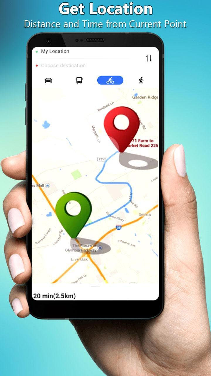 GPS Satellite Live Maps Navigation & Direction for Android - APK
