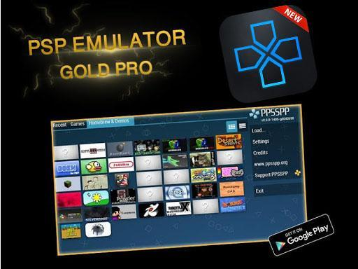 PSP Emulateur Pro - PPSSPP Free Android 2019 for Android