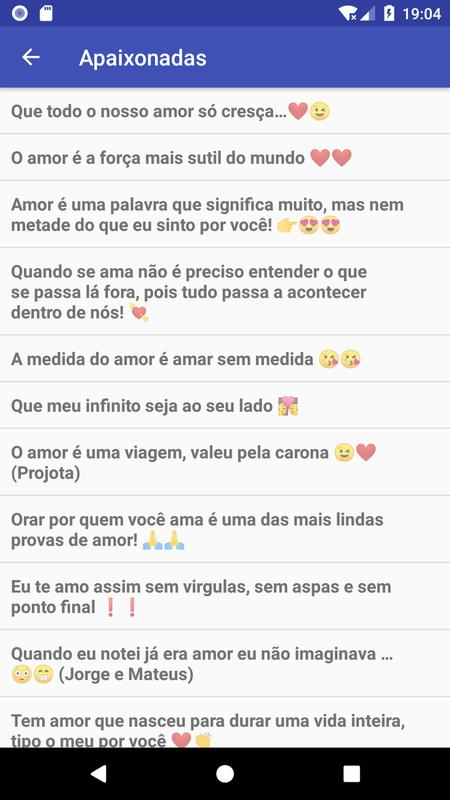 Mensagens E Frases De Status Top Frases For Android Apk Download