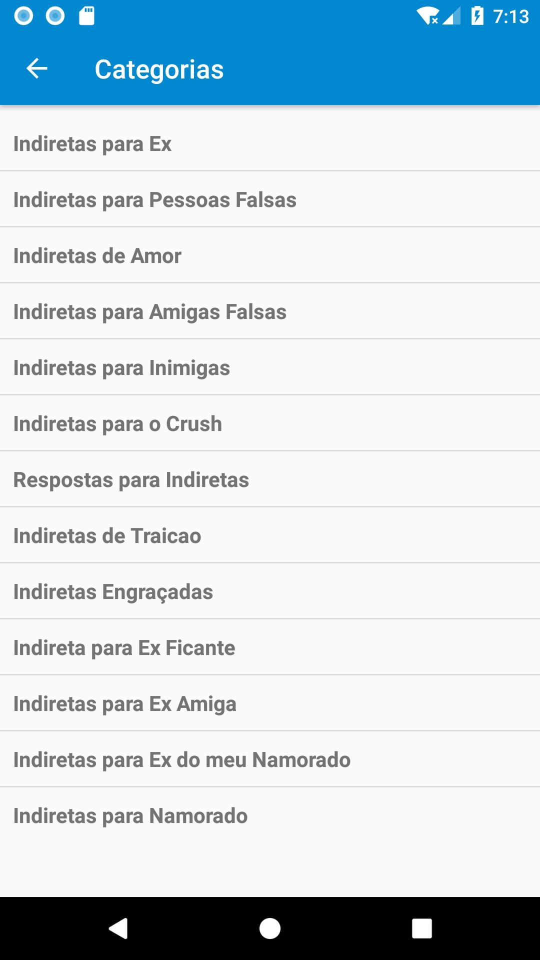 Indiretas Top Frases For Android Apk Download