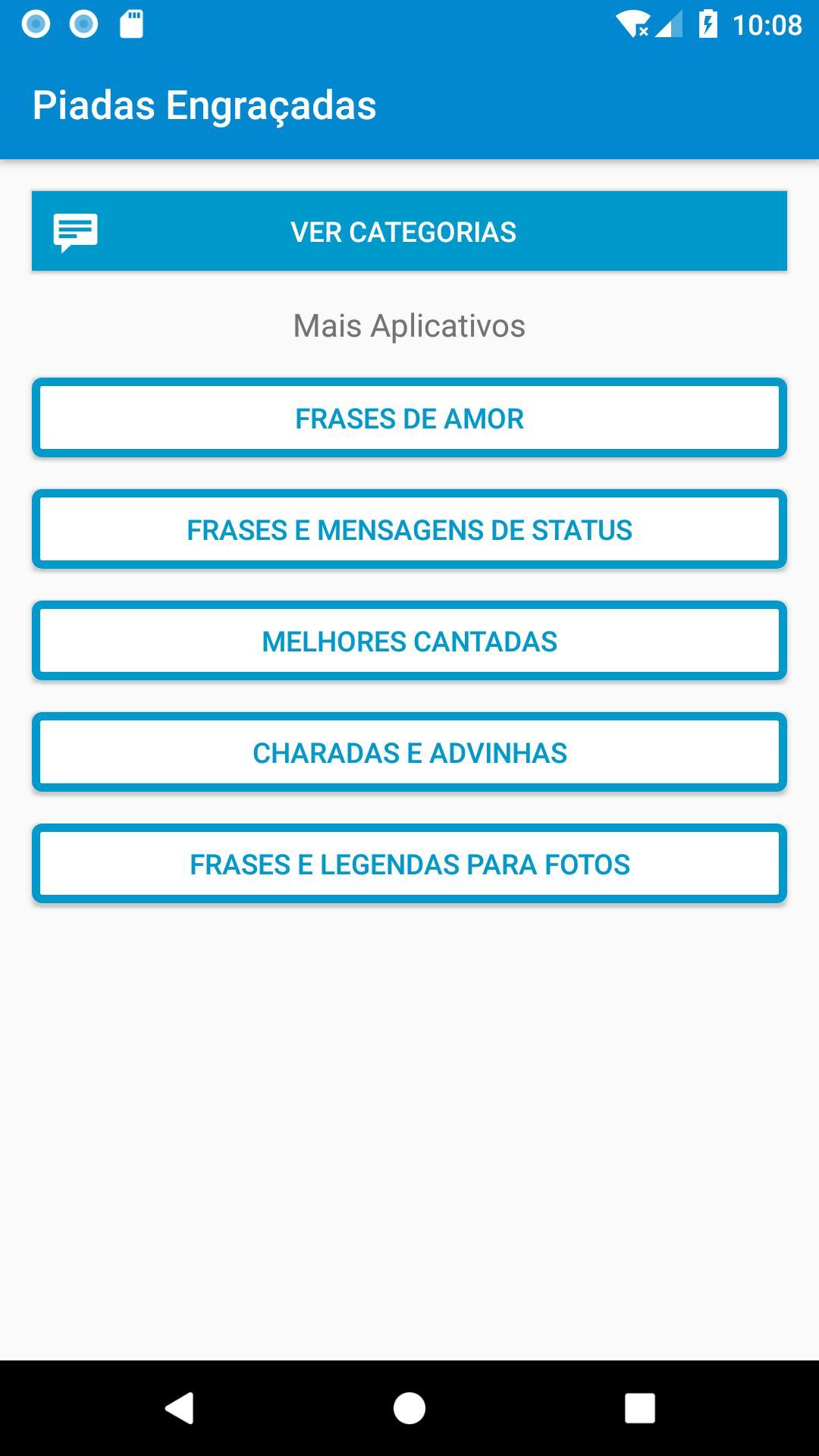 Piadas Engraçadas For Android Apk Download