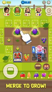 Merge Farm! screenshot 1