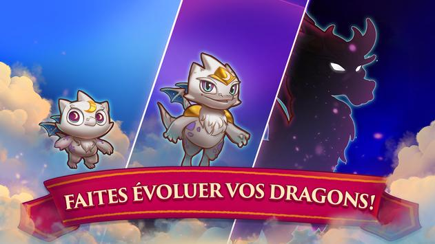 Merge Dragons! capture d'écran 8