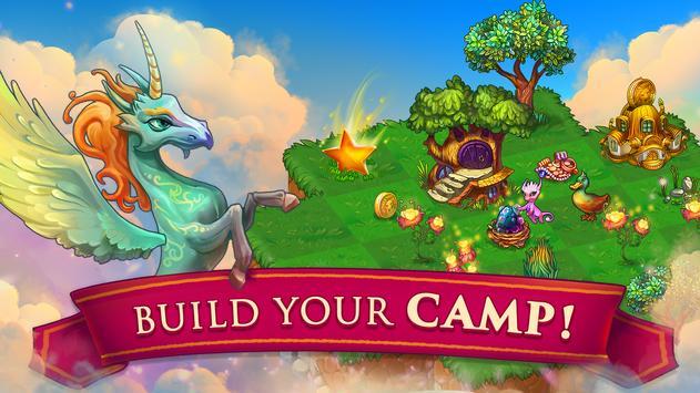 15 Schermata Merge Dragons!