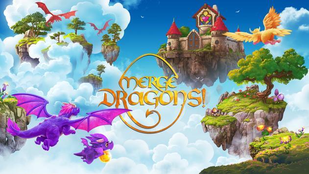 Merge Dragons! تصوير الشاشة 5