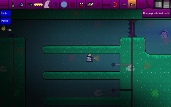 Planetventure Demo screenshot 5