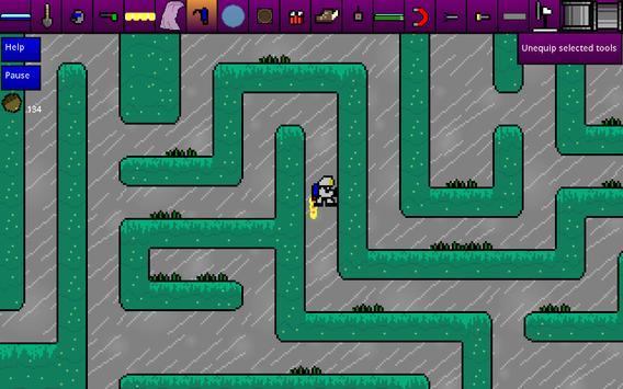 Planetventure Demo screenshot 6