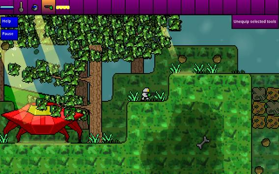 Planetventure Demo screenshot 8