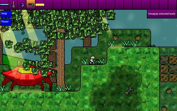 Planetventure Demo screenshot 16