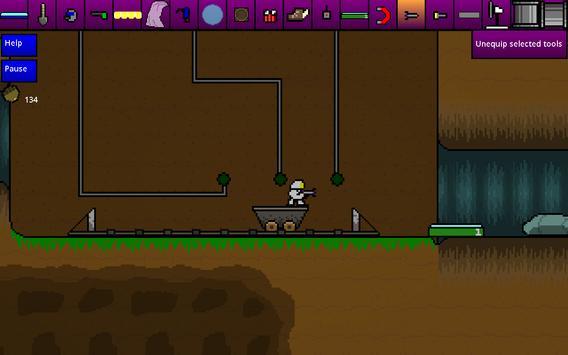 Planetventure Demo screenshot 1
